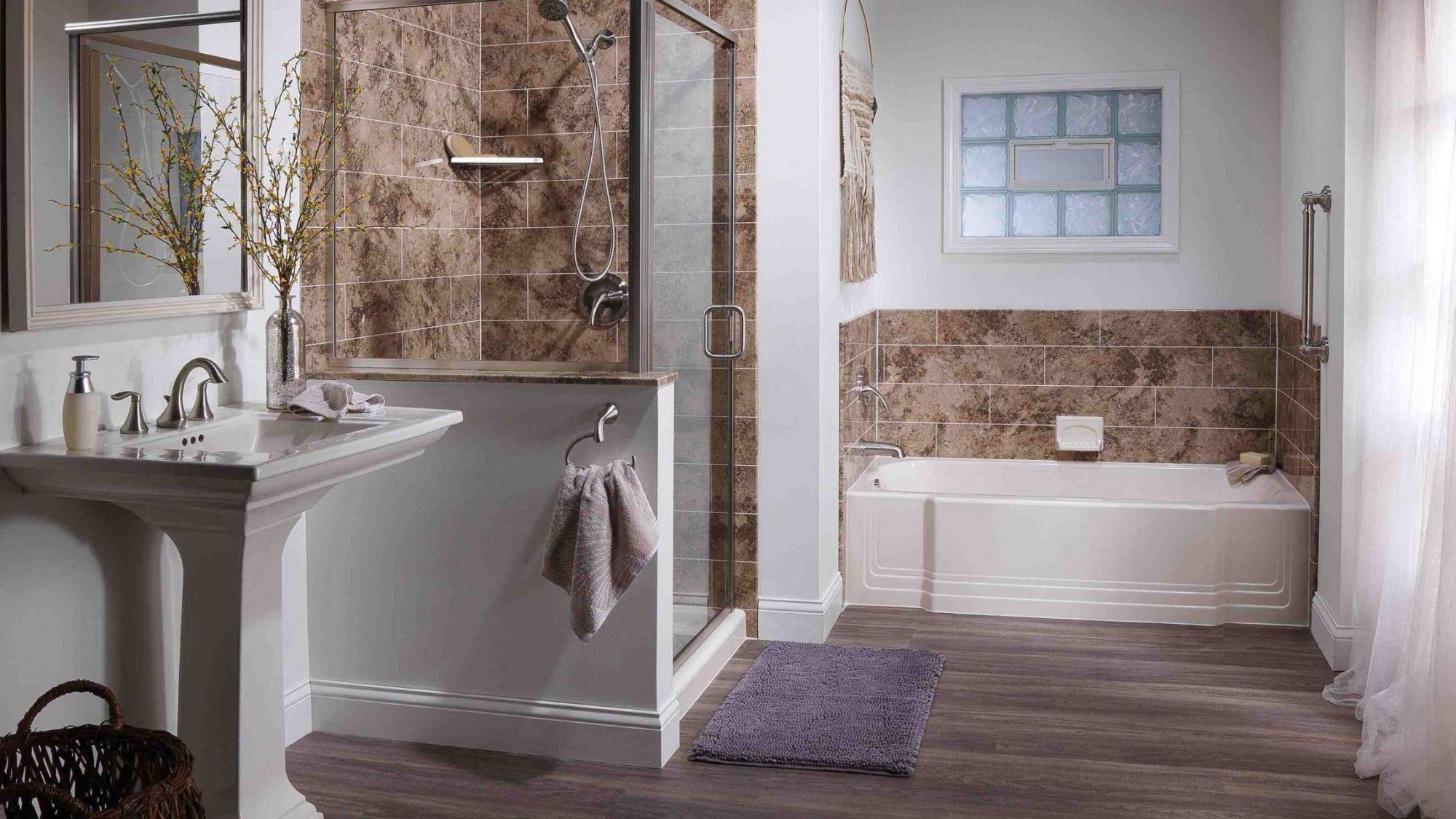 lowe's bathroom remodel