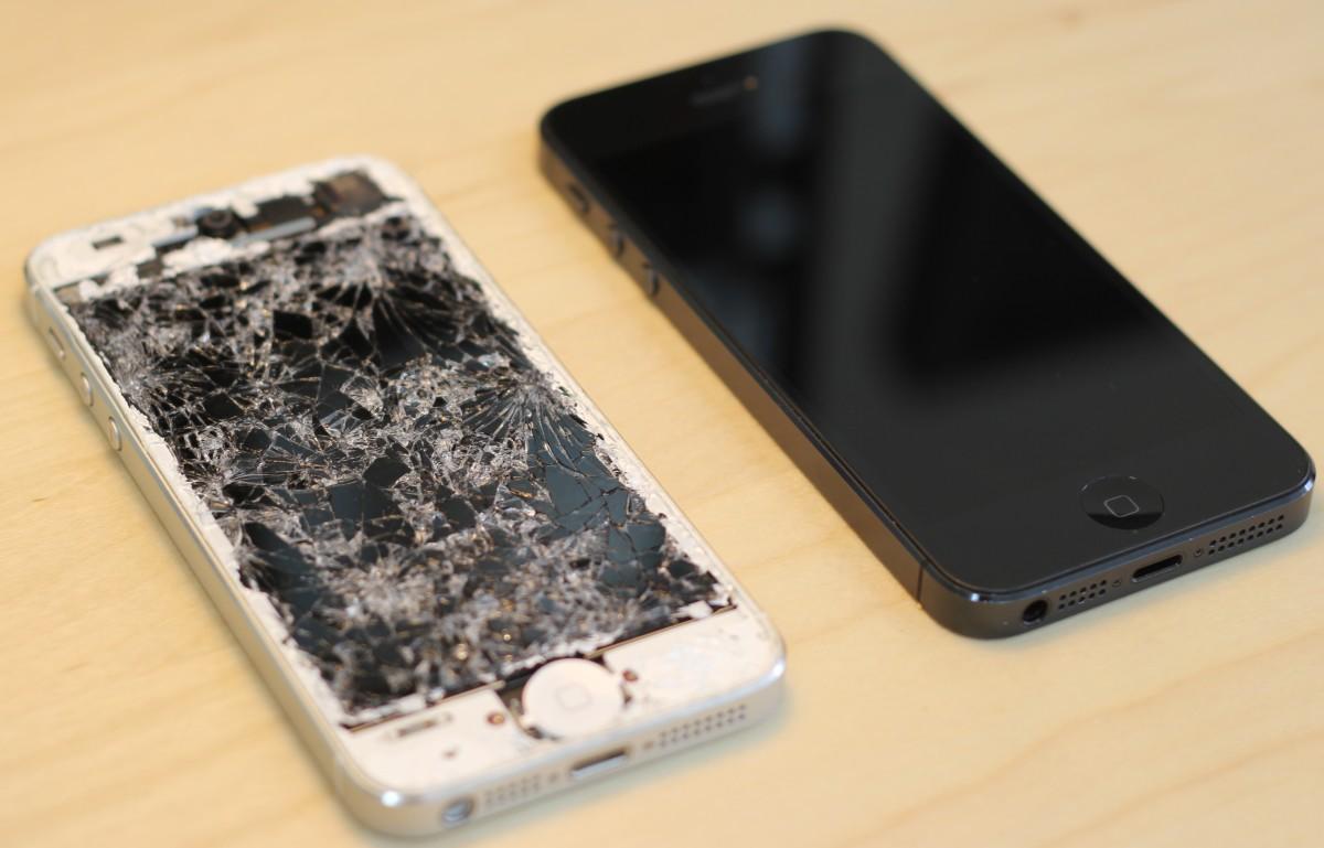 phone screen repair stores near me