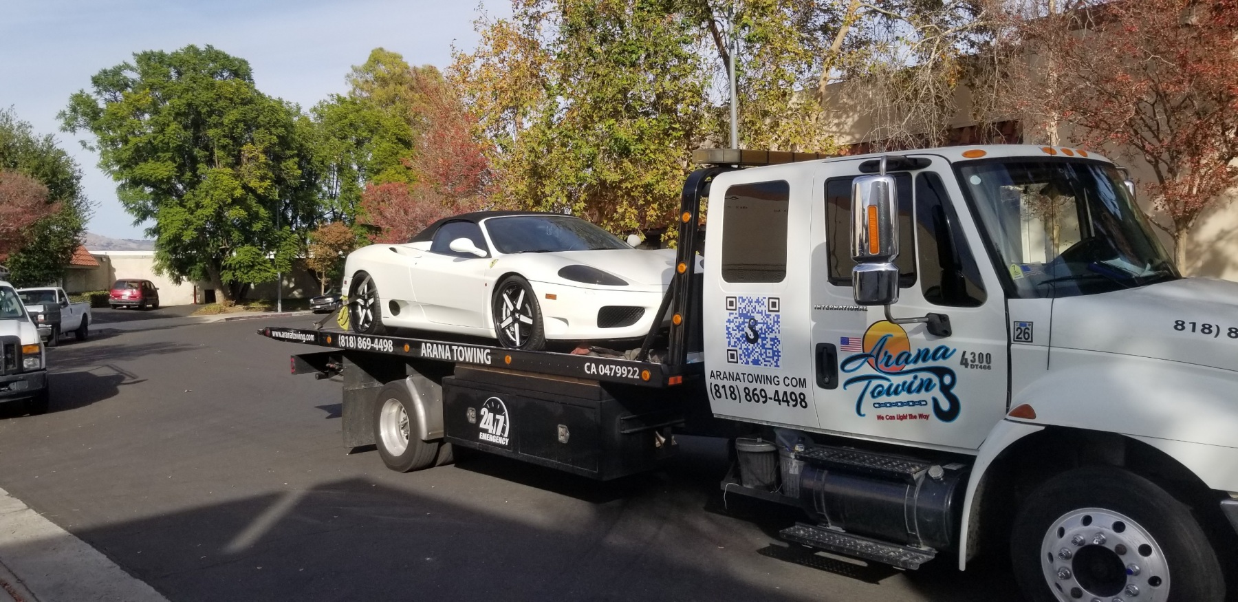 Towing-companies